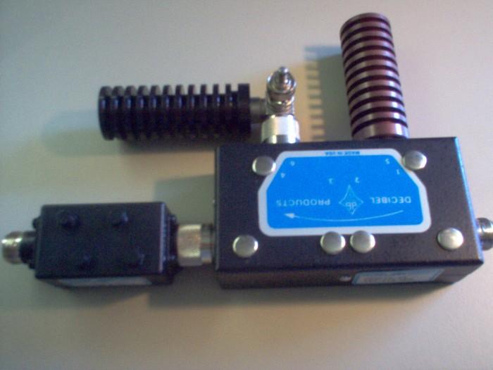VHF dual port isolator – Ordinary Modulation