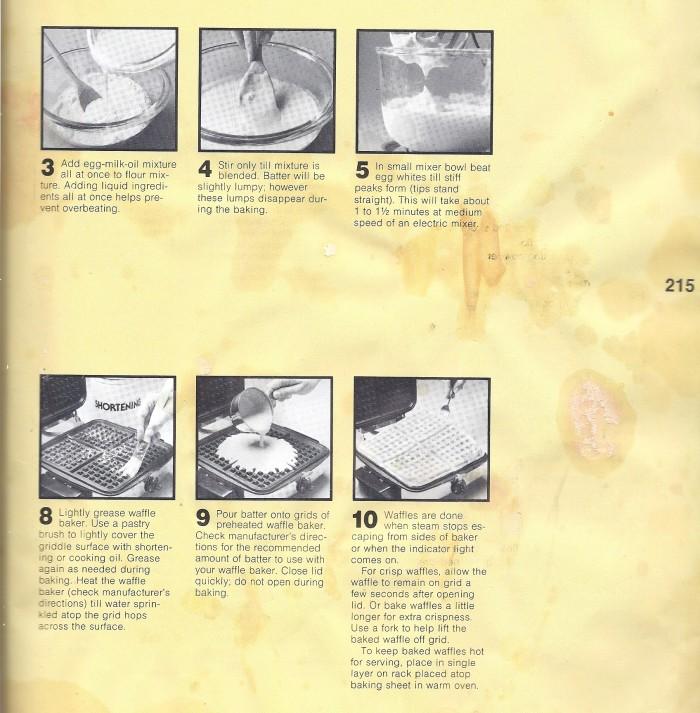 waffle recipe 2